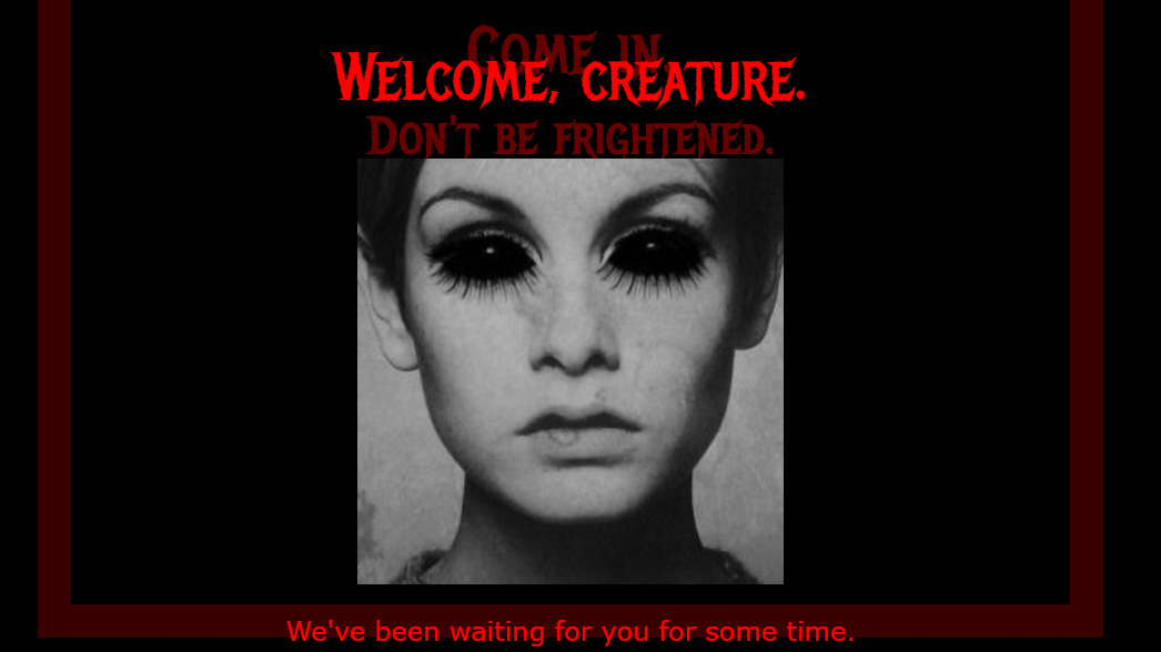 Welcome Creature